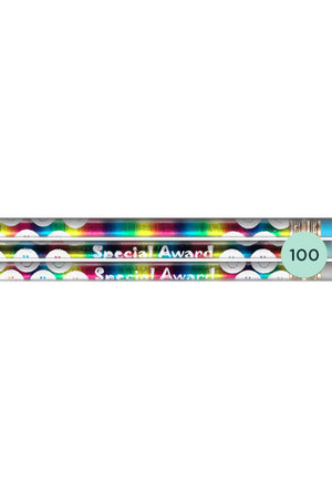 Special Award Pencils  - Box of 100
