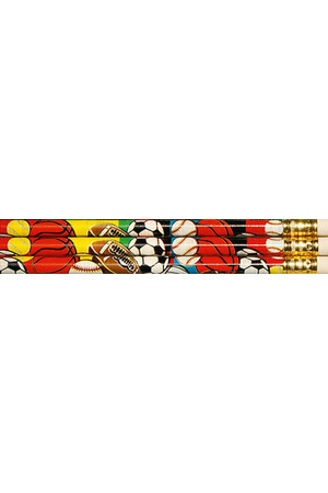 Super Sport Pencils - Pack of 10