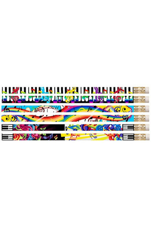 Bizzare Notes Pencils - Pack of 10