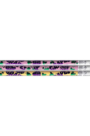 Grape Scented Pencils - Pack of 10