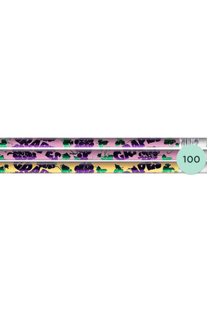 Grape Scented Pencils - Box of 100