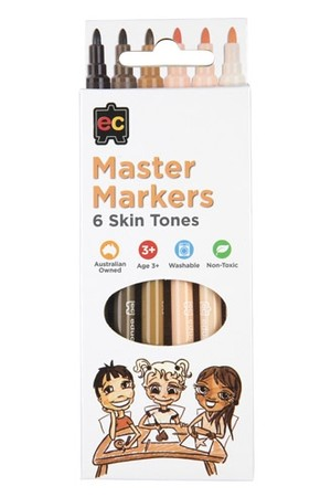 Master Skin Tone Markers – Pack of 12