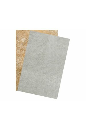 Cobweb Paper (A4) - Gold & Silver (Pack of 40)