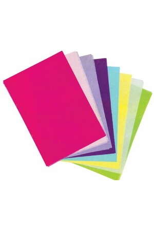 Cobweb Paper (A4) - Assorted (Pack of 40)