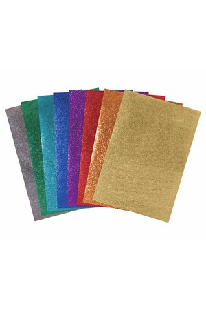 Metallic Scales Paper (A4) - Pack of 40