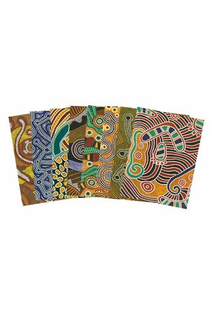 Down Under Paper - Pack of 32