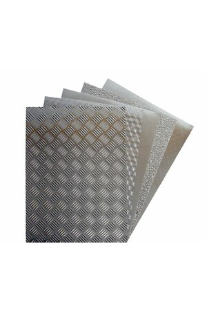 Adhesive Foil (A4) - Industrial Look (Pack of 20)