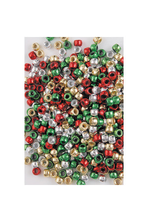 Pony Beads Christmas - Pack of 1000
