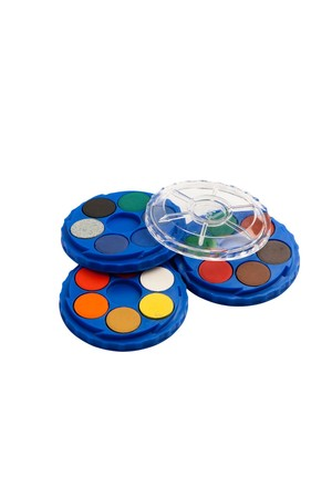 Paint Disc Stack 18 Colour
