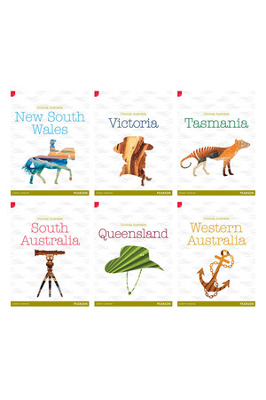 Discovering History - Upper Primary: History Topic Books - Colonial Australia Pack