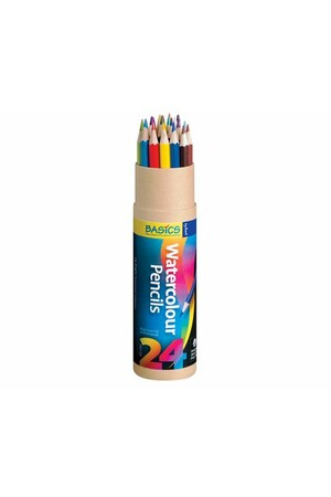 Basics - Watercolour Pencils (Pack of 24)