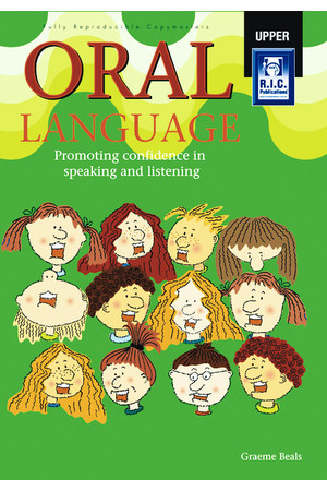 Oral Language - Ages 10-12