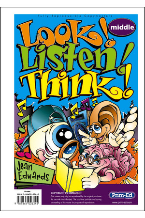 Look! Listen! Think! - Ages 8-10