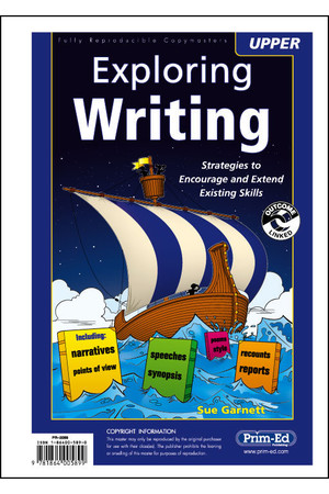 Exploring Writing - Ages 10-12