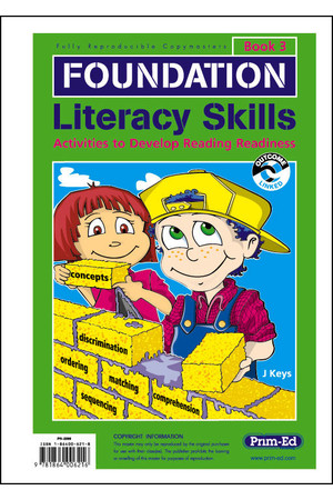 Foundation Literacy Skills - Book 3