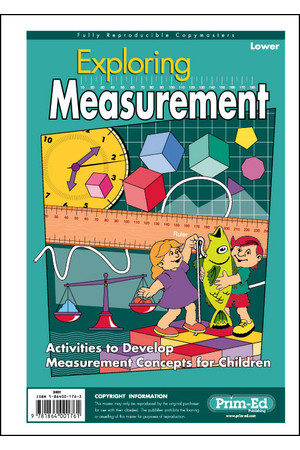 Exploring Measurement - Ages 5-8