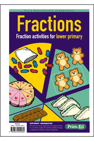 Fractions - Ages 5-8