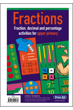 Fractions - Ages 10-12