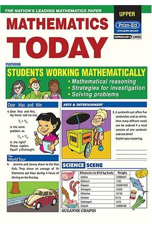Mathematics Today - Ages 10-12