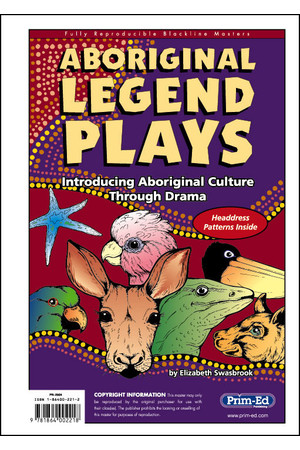 Aboriginal Legend Plays