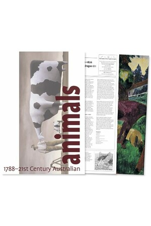 Animals Australian Art Pack