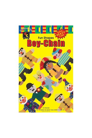Fun Shapes: Boy Chain