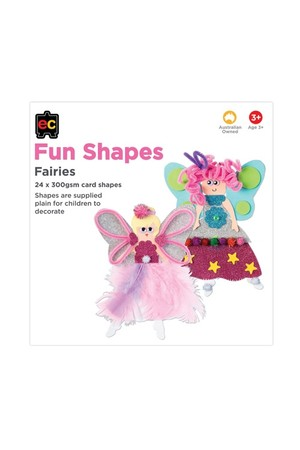 Fun Shapes: Fairies