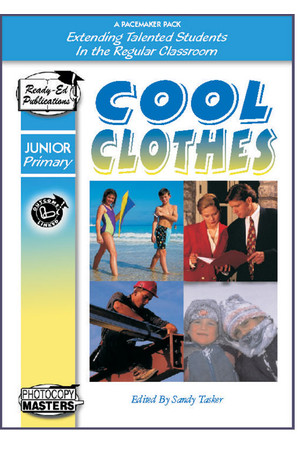 Pacemaker Pack - Cool Clothes (Junior)