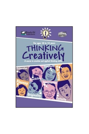 Thinking Creatively Series - Book 1