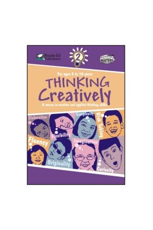 Thinking Creatively Series - Book 2