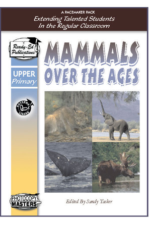 Pacemaker Pack - Mammals over the Ages (Upper)