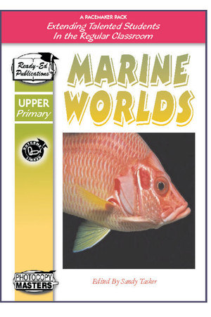 Pacemaker Pack - Marine Worlds (Upper)