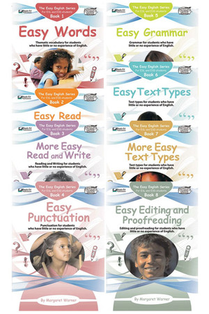 Easy English - Book Pack