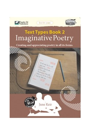 Text Types - Book 2: Imaginative Poetry