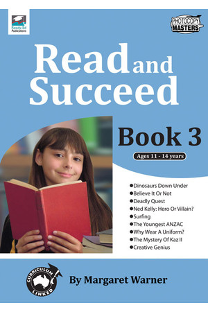 Read and Succeed - Book 3