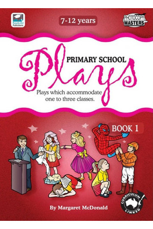 Primary School Plays - Book 1