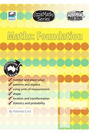 OzzieMaths Series - Foundation