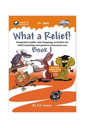 What a Relief! Series - Book 1