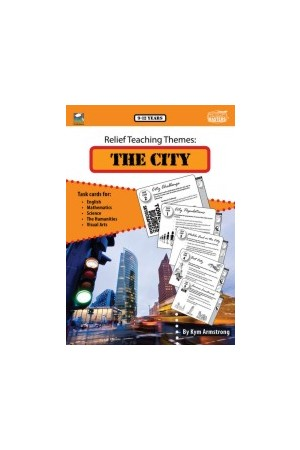Relief Teaching Themes - The City