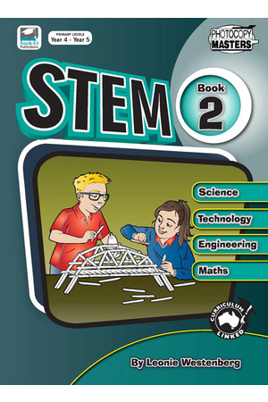 STEM - Book 2: Years 4 & 5