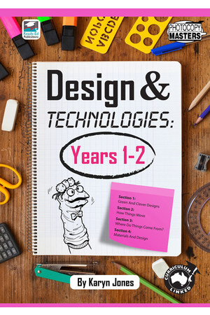 Design & Technologies - Years 1-2
