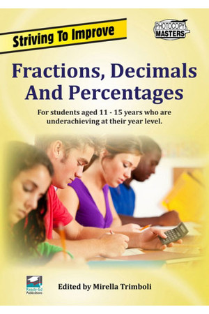 Striving to Improve - Mathematics: Fractions, Decimals & Percentages
