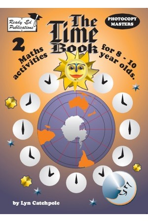 Time Book - Book 2: Ages 8-10