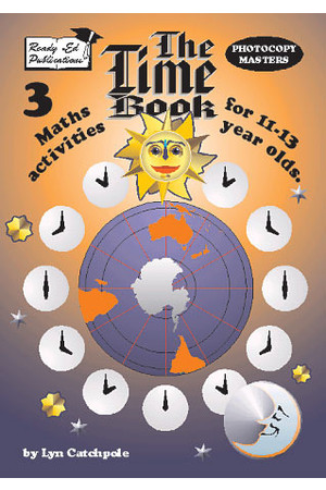 Time Book - Book 3: Ages 10-12