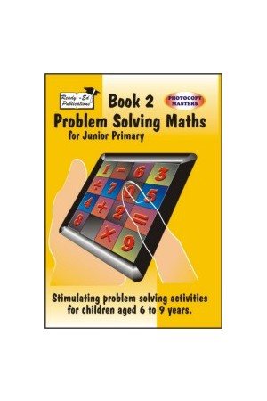 Problem Solving Maths for Juniors - Book 2