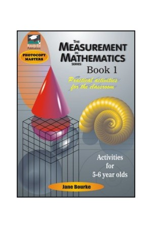 Measurement - Book 1: Ages 5-6
