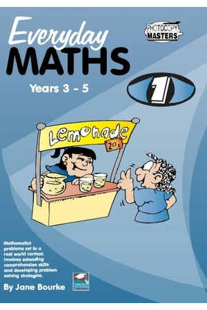 Everyday Maths - Book 1: Ages 7-9