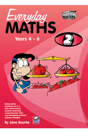 Everyday Maths - Book 2: Ages 9-11