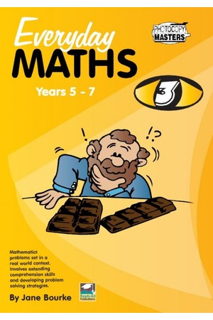 Everyday Maths - Book 3: Ages 11-13