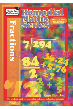 Remedial Maths Series - Fractions